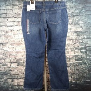 Christopher & Banks Jeans - Christopher & Banks Barely Boot Jeans 16W